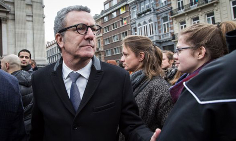 Mayor of Brussels