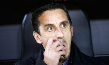 Spanish club Valencia fires coach Gary Neville - World ...