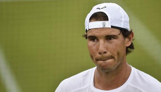Rafael Nadal of Spain (Reuters)
