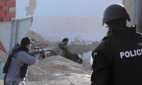 Tunisia-Libya conflict