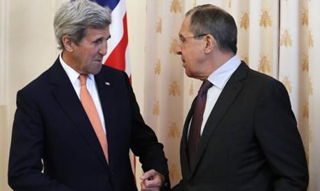 Lavrov, Kerry