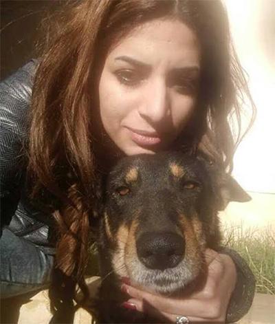 Rescuer Dima Nagy