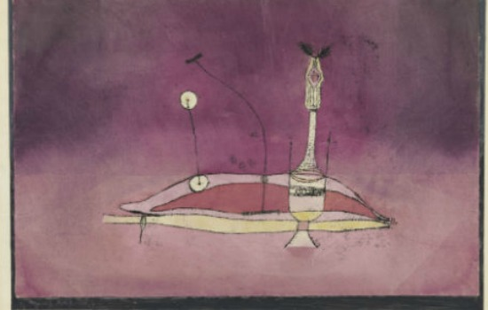 Image tirée du boudoir, 1922.