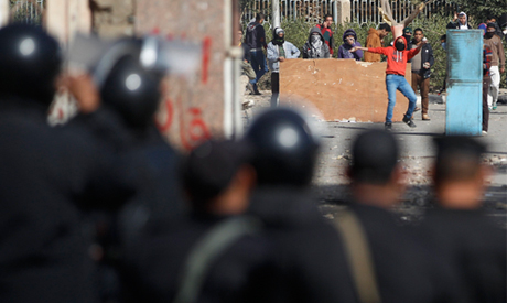 Pro-Morsi students