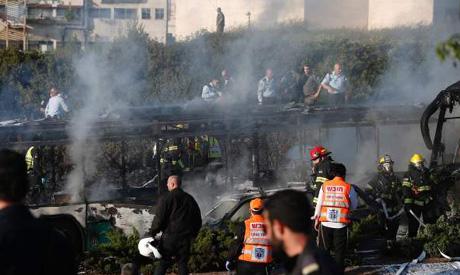 attack in Jerusalem