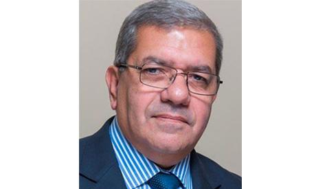 Minister of Finance Amr El-Garhy (Reuters)