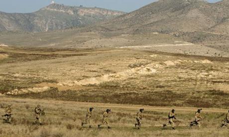 Karabakh armed forces
