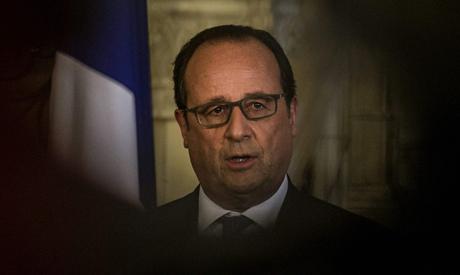 French president Francois Hollande (AFP)