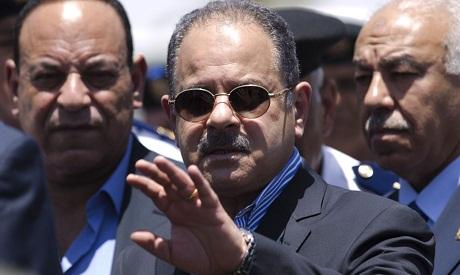 Egypt interior minister