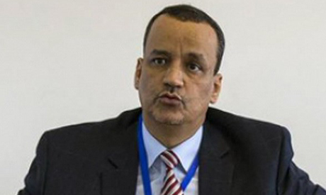 UN envoy Ismail Ould Cheikh Ahmed