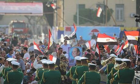 Sinai Liberation Day Celebrations