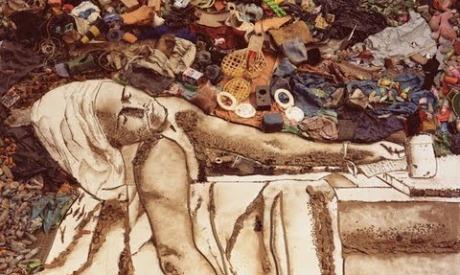 a still from Waste Land film