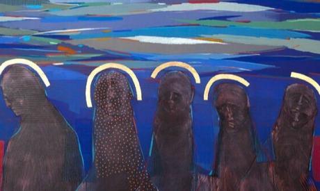 From Time Intermezzo  exhibition by Wael Darwish
