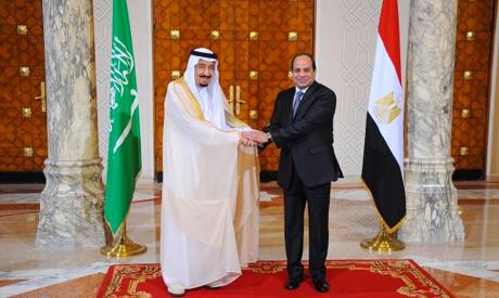 Sisi and Salman