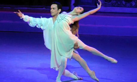 Anja Ahcin and Ahmed Yehia