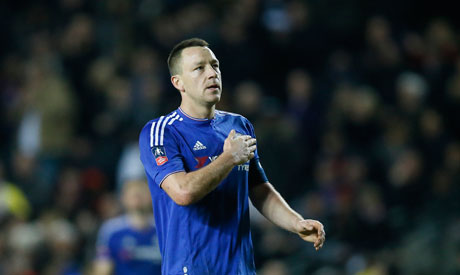 Chelsea's Terry offered one-year contract - World - Sports - Ahram Online