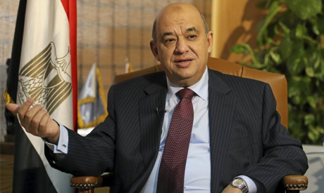 Egyptian Tourism Minister Yehia Rashed in April 7, 2016 (Reuters)