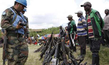 congo UN peacekeepers