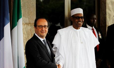 Buhari, Hollande