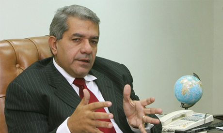 Minister of Finance Amr El-Garhy (Al-Ahram)