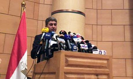 Egyptian Civil Aviation Minister Sherif Fathi