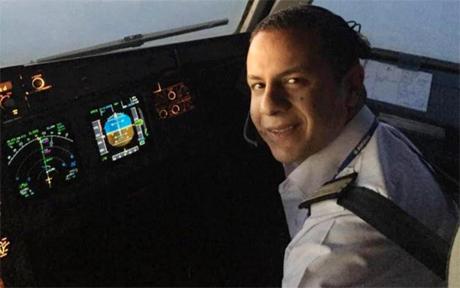 Co-Pilot Mohamed Mamdouh Assem