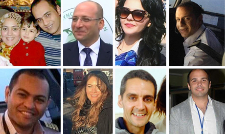 Profiles of the passengers and crew of EgyptAir flight 804