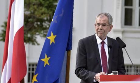 Austria new president