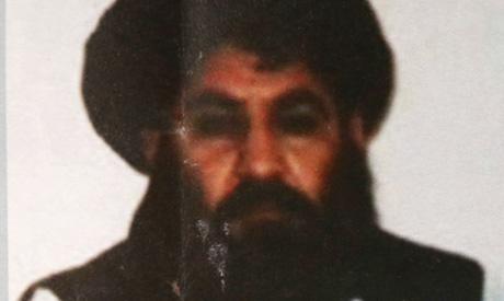 Taliban leader Mullah Mansour