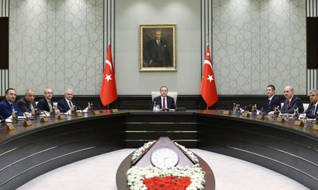 Erdogan in new cabinet