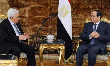 Sisi and Abbas