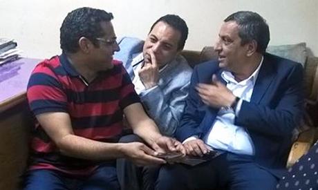 Journalists Syndicate board members
