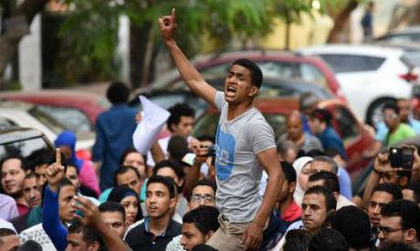 April 25 protests