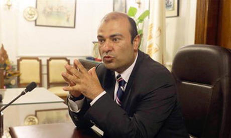 Supply Minister Khaled Hanafy
