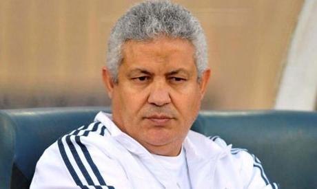 Zamalek coach Mohamed Helmy (Photo: Al-Ahram)