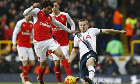 Match Facts Arsenal V Crystal Palace English Premier