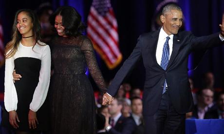 Obama & Michelle