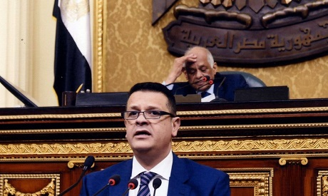 MP Tarek Radwan