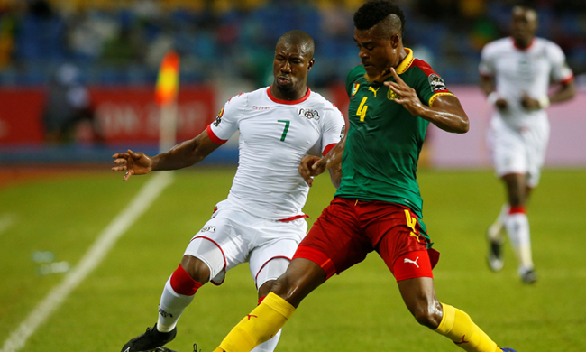 AFCON2017: Burkina Faso earn hard-fought draw against Cameroon