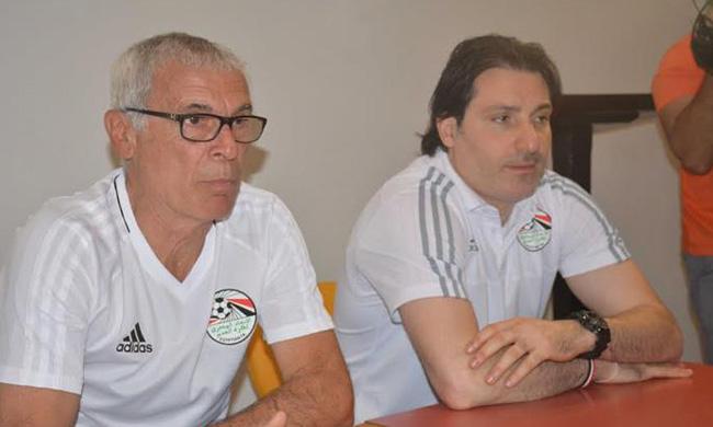 Egypt coach