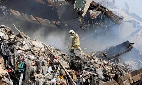 Plasco building collapse