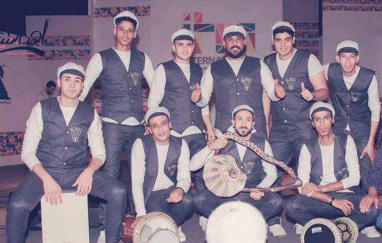 Sohba troupe