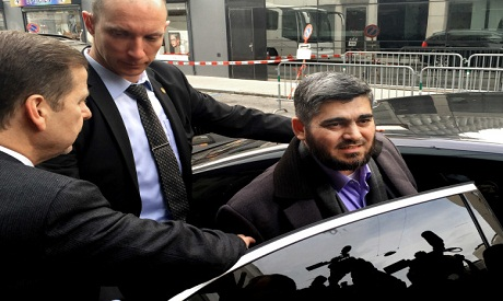 Army of Islam official Mohammed Alloush