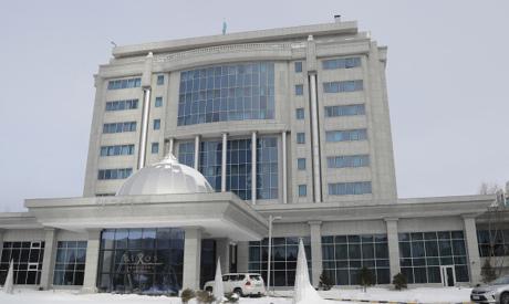 Syria rebels talks in Kazakhstan