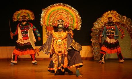 Chhau Folk Dance
