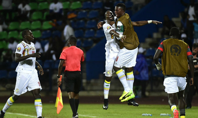 soccer statistics africa nations gabon match senegal zimbabwe