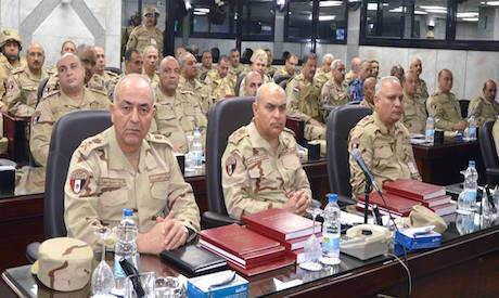 Egypt defence minister Sedki Sobhi