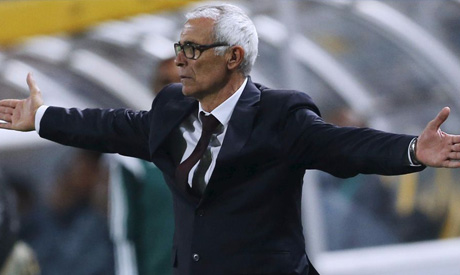 Egypt Argentinean coach Hector Cuper (AFP)