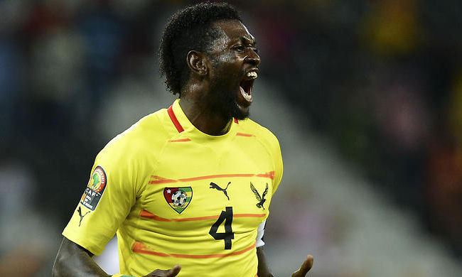 Adebayor of Togo (AFP)