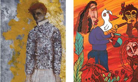 zamalek art gallery